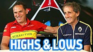 Highs And Lows Of Formula E w/ Alain Prost & Hans Jurgen