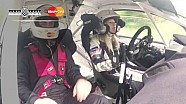 Louise Cook Priceless Surprise at Festival of Speed!