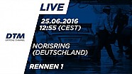 Norisring: 1. Rennen