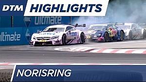 Hoogtepunten DTM Norisring Race 1