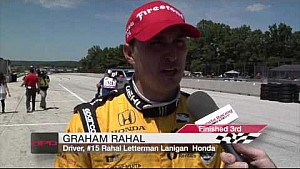 HPD Trackside -- Road America IndyCar Race Report