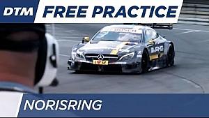 DTM Norisring 2016 - Free Practice 3 - Re-Live (Deutsch)
