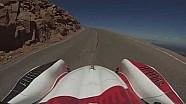 Romain Dumas op Pikes Peak
