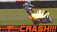 Racing & Rally Crash Recopilación de la semana 25 de junio de 2015