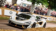 McLaren at the Goodwood Festival of Speed 2016