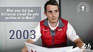 24 Hours of Le Mans 2016 - Oliver Jarvis quiz