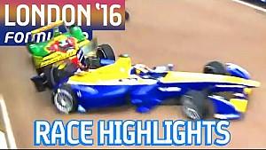 ePrix di Londra: la gara (domenica)