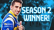 Sébastien Buemi's Highlights! (Season 2 Champion) - Formula E