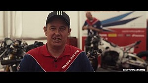 Honda Racing TV - Episode Four - John McGuinness