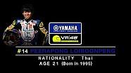 Yamaha VR46 Master Camp - Interview to Peerapong Loiboonpeng