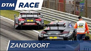 Zandvoort: Startcrash race 1
