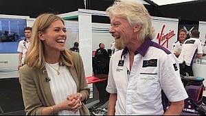 L'avenir des voitures électriques selon Richard Branson