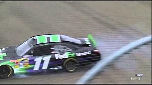 Acidente de Denny Hamlin em 2011 em Watkins Glen