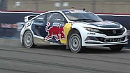 Red Bull Honda Global Rallycross in Washington DC