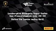 Lamborghini Blancpain Super Trofeo Europe 2016 - Spa Highlights
