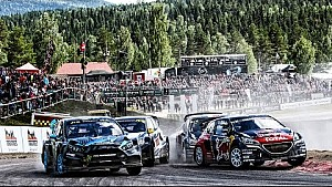Half Season Highlights: 2016 FIA World Rallycross Championship