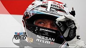 Olympische legende Sir Chris Hoy tijdens de 24 uur van Le Mans