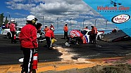 Rote Flagge nach Crash in Watkins Glen
