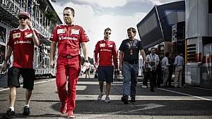 Räikkönen jelenleg jobb mint Vettel, de a Ferrari nulla