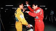 Senna és Schumacher rekordjai: nem semmi!
