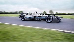 El Jaguar I-Type 1 finalmente en acción