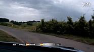 WRC-德国站试车索尔多车载视频