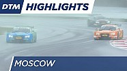 DTM Moskou: highlights race 1