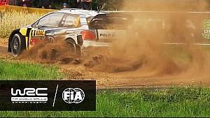 Rallye Deutschland: Unfall von Mikkelsen