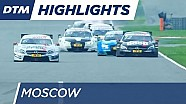 Race 2 Highlights - DTM Moscow 2016