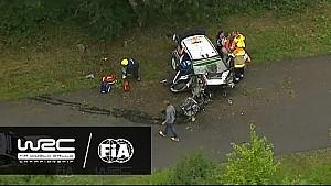 WRC - ADACラリー・ドイツ2016:ハイライト ステージ10〜13