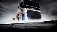 276 km/h mit einem Lastwagen