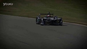 捷豹Formula E赛车首次赛道公开亮相