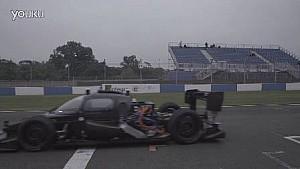 DevBot 多宁顿公园赛道无人驾驶模式测试