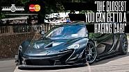 De McLaren P1 LM ter waarde van £3,000,000