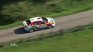 FIA ERC - 46 BARUM RALLY - Highlights JUNIOR LEG2