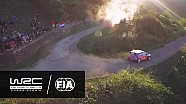 WRC  Rally Alemania 2016: especial aéreo