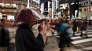 WTCC日本站前,科罗内尔体验东京生活