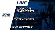 DTM Nürburgring 2016 - 2. Yarış Sıralama Turları