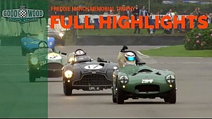 The Freddie March Memorial Trophy Full Race Highlights: Goodwood Revival 2016
