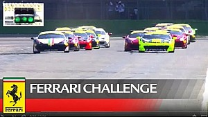 Ferrari Challenge Europe - Hockenheim Race 2 Coppa Shell