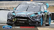 Focus RS RX in Barcelona | FIA World Rallycross | Ford Performance