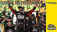 Emotional Victory Lane for Truex