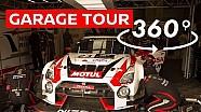 NISMO Garage Tour in 360°