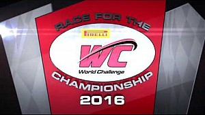 PWC 2016 Sonoma Race for the Championship
