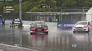 Solberg Crash: Q3 Latvia RX | FIA World RX