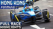 Hong Kong ePrix Race Highlights - Formula E
