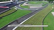 Clark International Speedway - Bird's Eye View