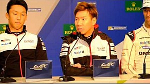 WEC - 2016 6 Hours of Fuji - Pre-event press conference