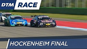 Mortara takes the lead - DTM Hockenheim Final 2016