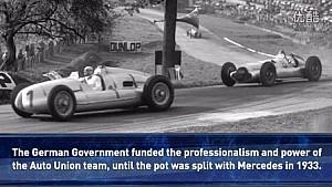 汽车运动历史上五大竞争对手(车队) - Formula E